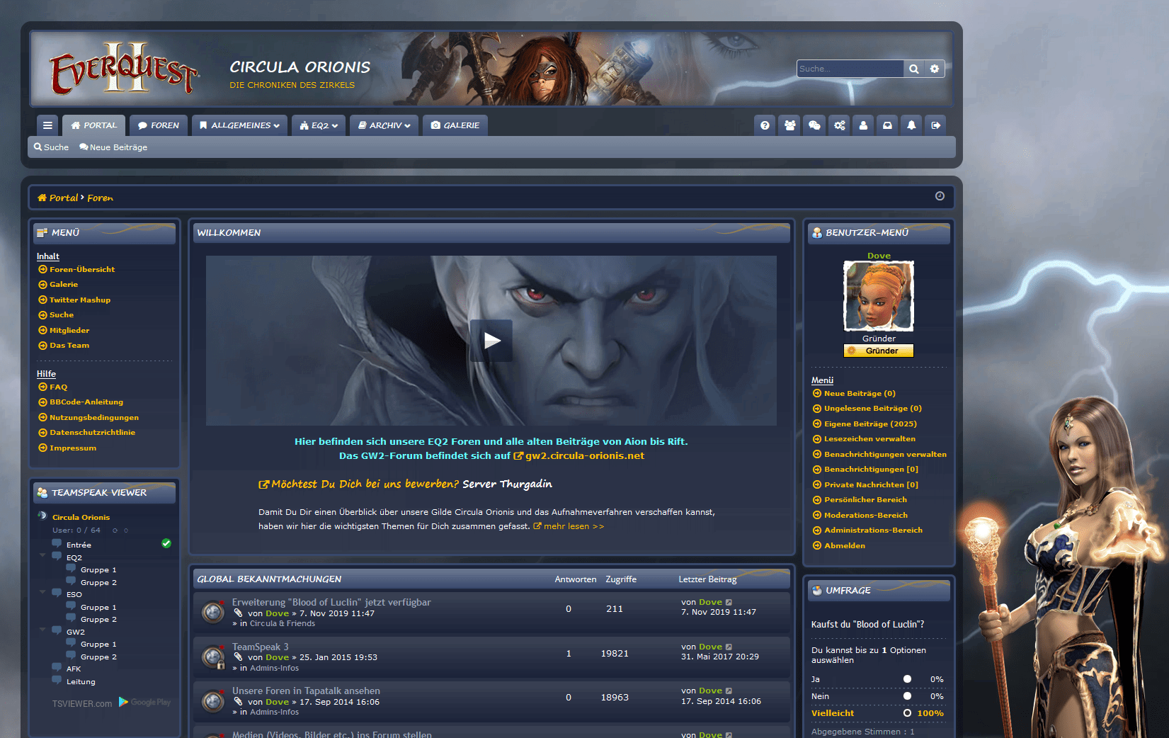 CMS phpBB Board3-Portal