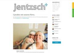 Online-Werkstatt Wordpress Blog