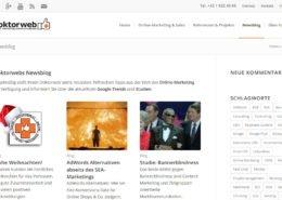 WordPress Blog Online-Werkstatt Wien