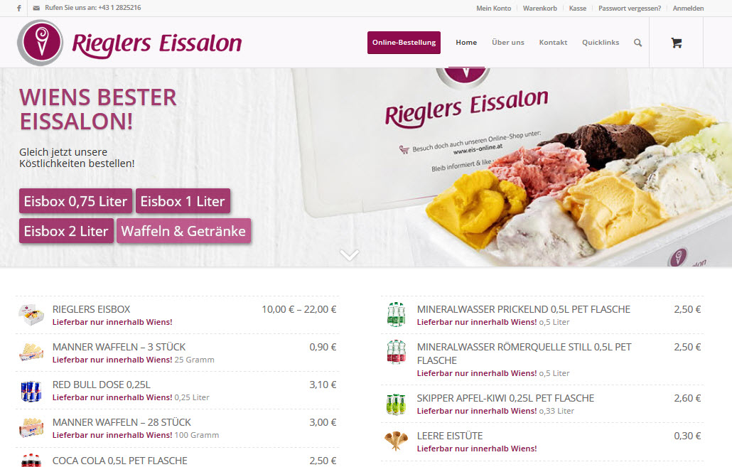 Online-Werkstatt WordPress WooCommerce Online-Shop