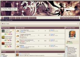 Pendragon phpBB3 Portal