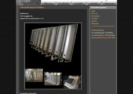 Webdesign Fa. Malba Verkaufssysteme