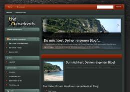 CMS WordPress Multiblog Online-Werkstatt